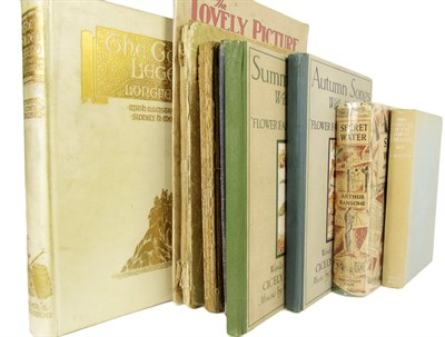 Lot 99 - Children's and Illustrated, a collection including Meteyard, Sidney H.
