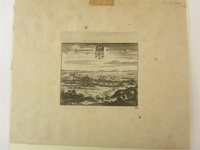 Lot 67 - Edinburgh view - Van der Aa, Pieter