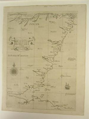 Lot 58 - East Coast of Scotland, 1647 - Sir Robert Dudley