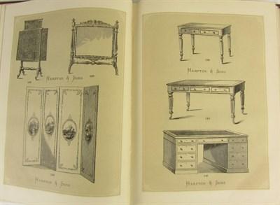 Lot 21 - Hampton & Sons, Furniture designers