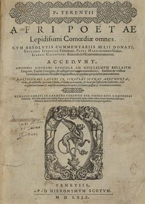 Lot 116 - Terentius, Publius Afer