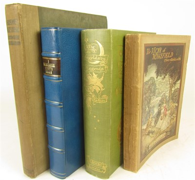 Lot 101 - Rackham, Arthur, illustrator - Ingoldsby, Thomas