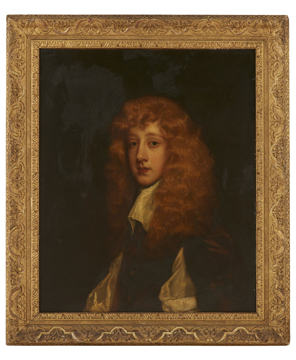Lot 28-MANNER OF SIR PETER LELY
