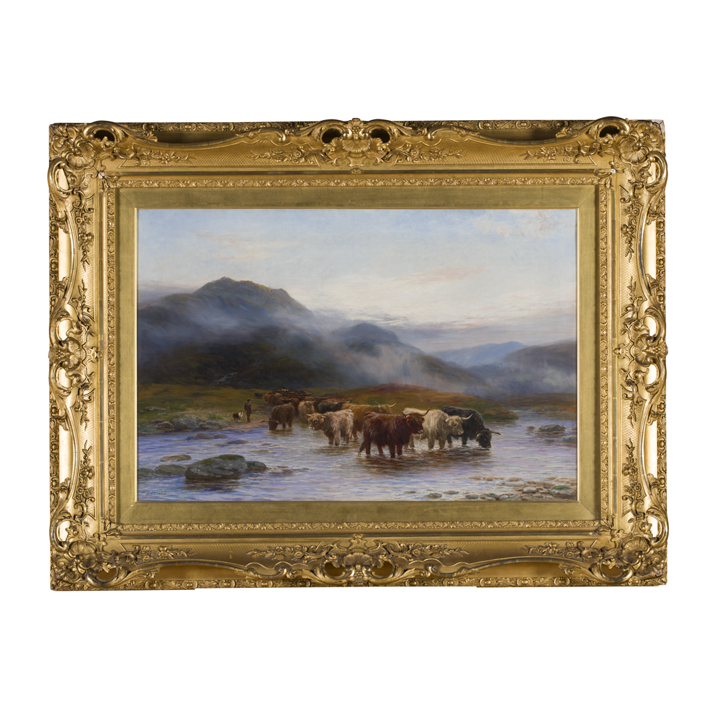 Lot 3-HENRY GARLAND (BRITISH C.1854-1890)
