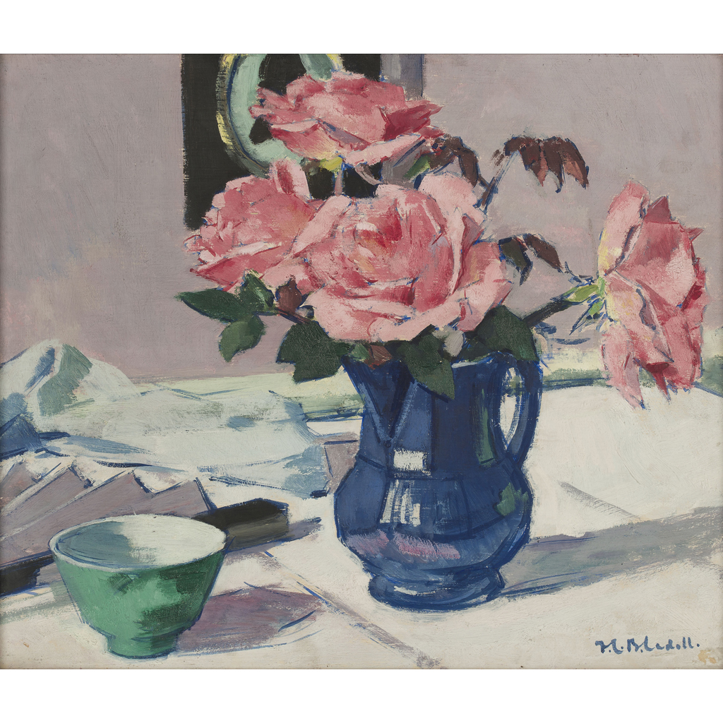 Lot 54 - FRANCIS CAMPBELL BOILEAU CADELL R.S.A., R.S.W. (SCOTTISH 1883-1937)