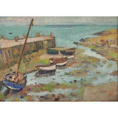 Lot 61 - GEORGE LESLIE HUNTER (SCOTTISH 1879-1931)