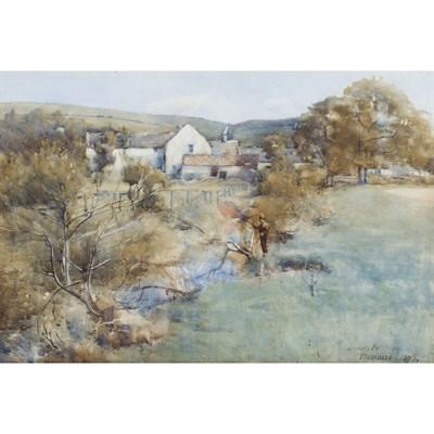 Lot 5-JAMES PATERSON P.R.S.W., R.S.A., R.W.S. (SCOTTISH 1854-1932)
