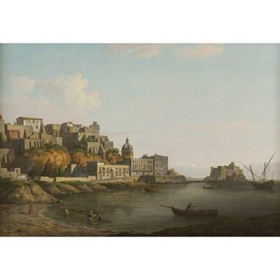 Lot 19-WILLIAM MARLOW (BRITISH 1740-1813)