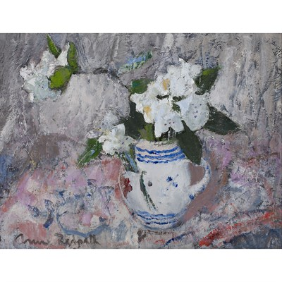 Lot 65 - ANNE REDPATH O.B.E., A.R.A., R.S.A., L.L.D., A.R.W.S., R.O.I., R.B.A. (SCOTTISH 1895-1965)