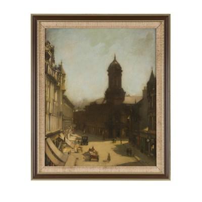 Lot 72 - ANDREW LAW (SCOTTISH 1873-1967)