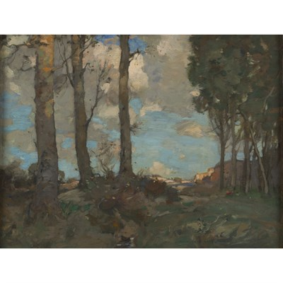 Lot 82 - JAMES WHITELAW HAMILTON R.S.A. (SCOTTISH 1860-1932)