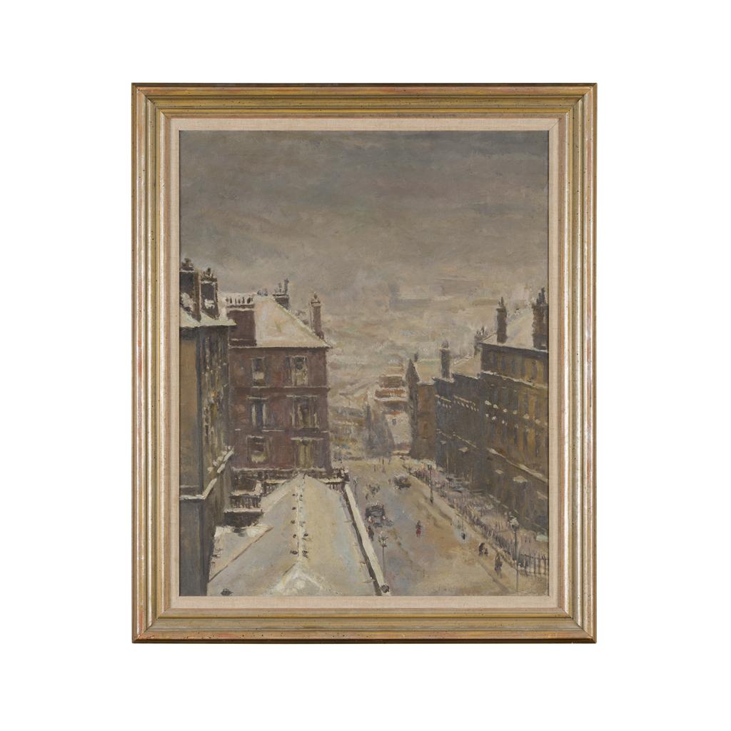 Lot 73 - GEOFFREY SQUIRE (BRITISH 1923-2012)