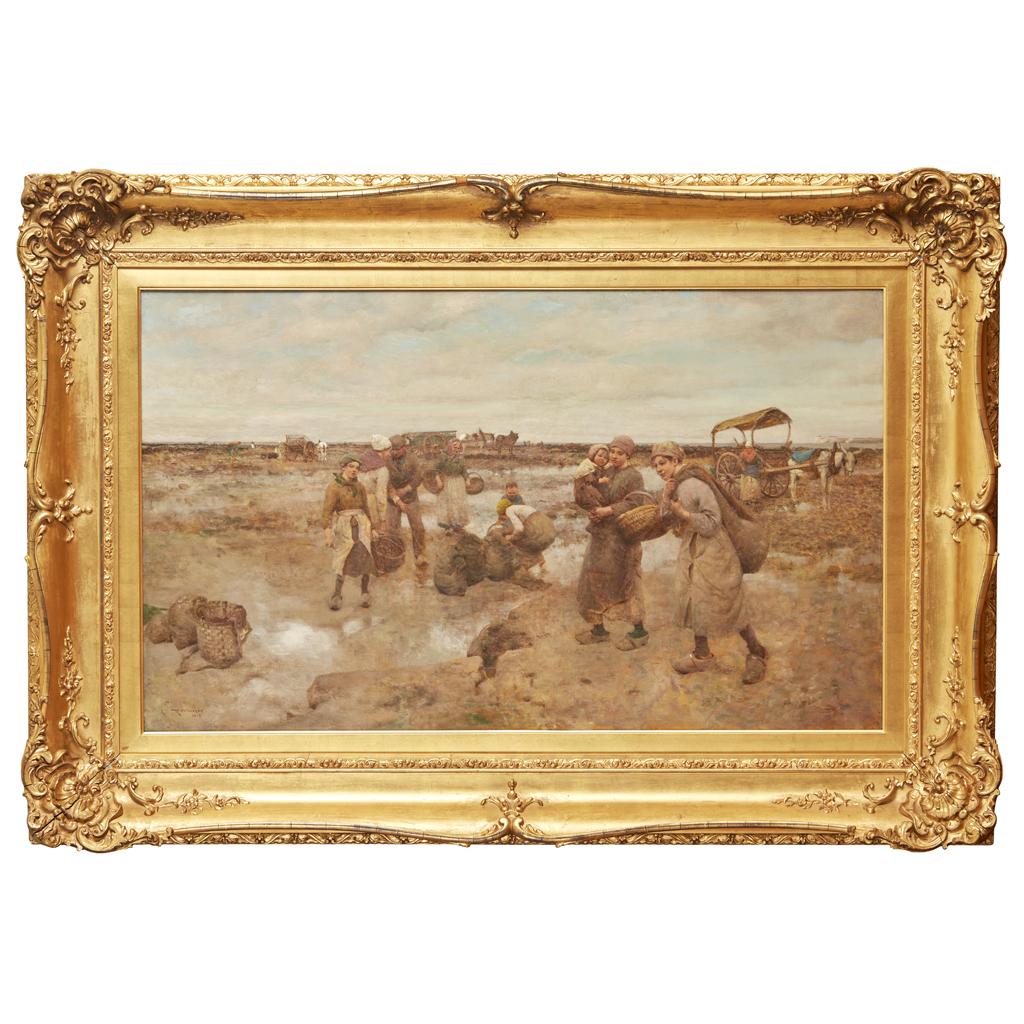 Lot 26-ROBERT MCGREGOR R.S.A. (SCOTTISH 1847-1922)
