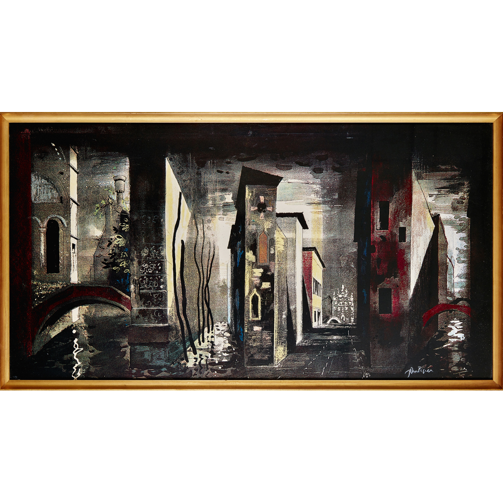 Lot 85-JOHN PIPER (BRITISH, 1903-1992)