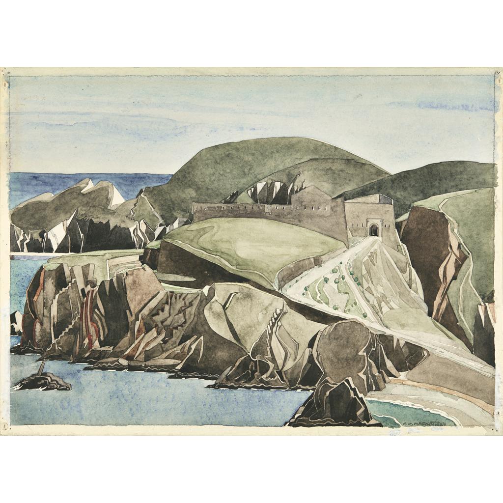 Lot 52 - CHARLES RENNIE MACKINTOSH (SCOTTISH 1868-1928)