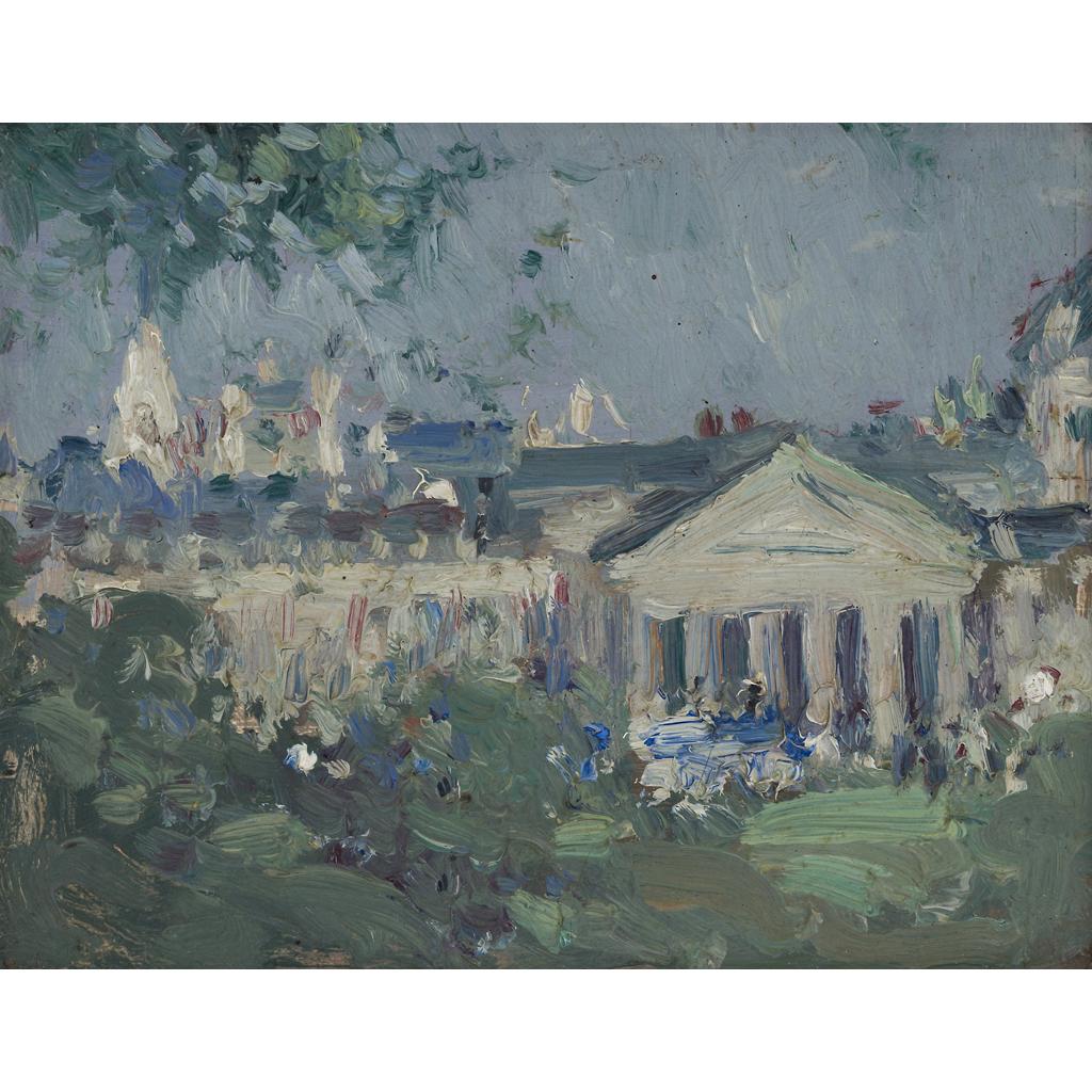 Lot 58 - JOHN DUNCAN FERGUSSON R.B.A. (SCOTTISH 1874-1961)