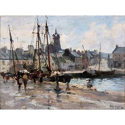 Lot 1-JOSEPH MILNE (SCOTTISH 1857-1911)