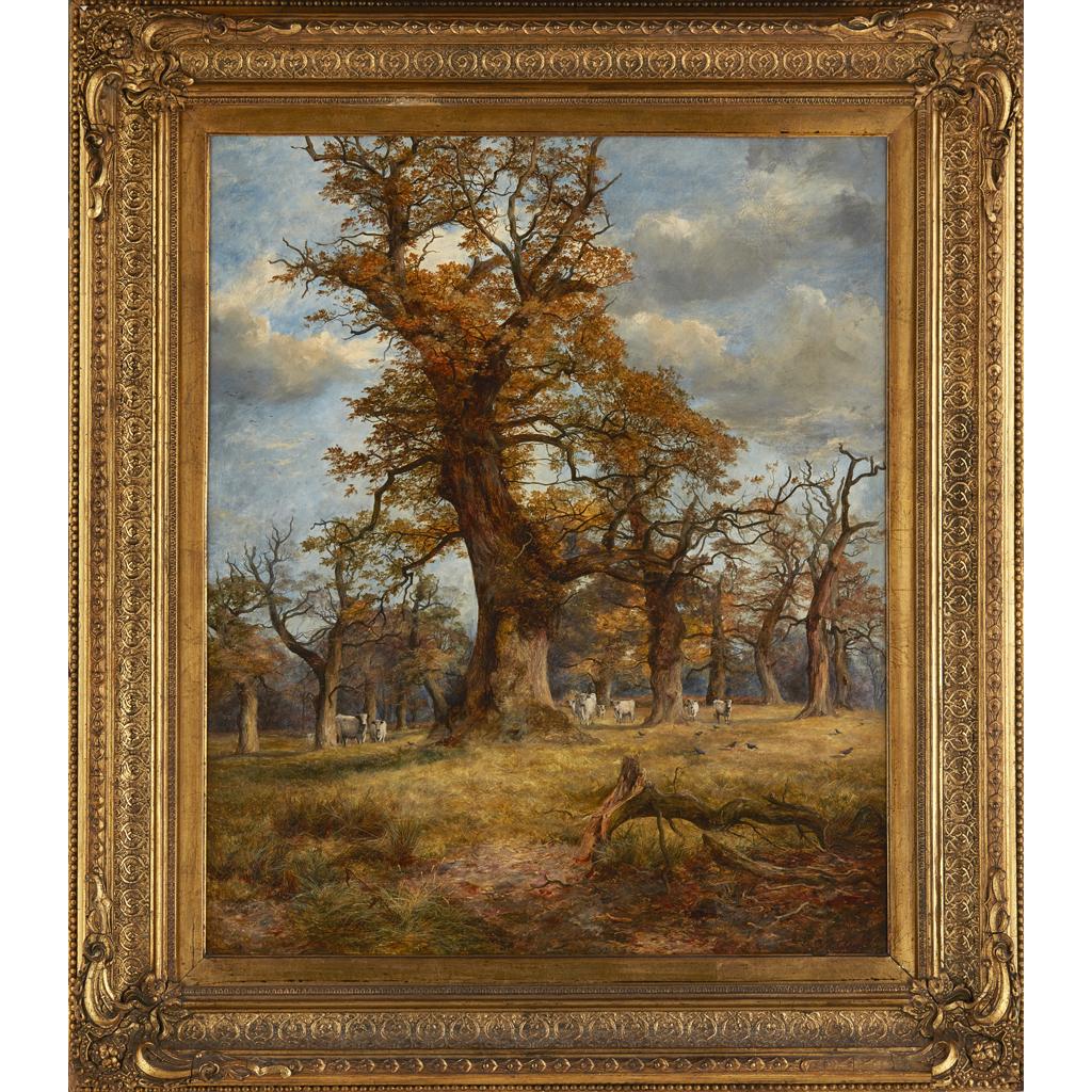 Lot 24-JAMES FAED JUNIOR (SCOTTISH 1856-1920)