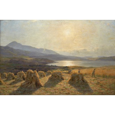 Lot 8-DUNCAN CAMERON (SCOTTISH 1837-1916)