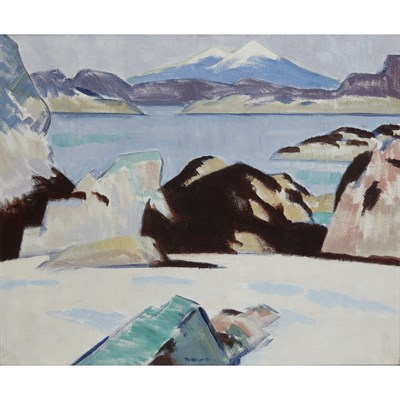 Lot 98 - FRANCIS CAMPBELL BOILEAU CADELL R.S.A., R.S.W. (SCOTTISH 1883-1937)