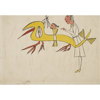 Lot 63 - UNKNOWN (20TH CENTURY)