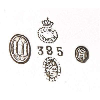 Lot 574-JØRGEN JENSEN (1895-1966) FOR GEORG JENSEN