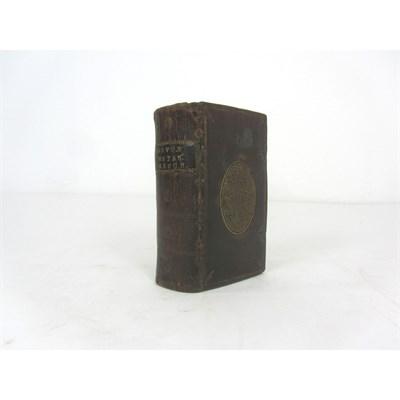 Lot 28-Elzevir. Bible. NewTestament. Greek