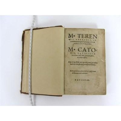 Lot 15-Varro, Marcus Terentius