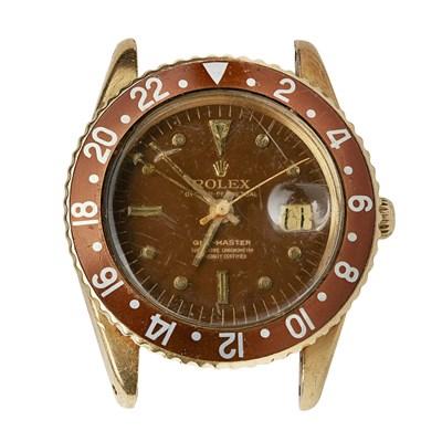 Lot 250 - ROLEX - A gentleman's 18ct gold watch