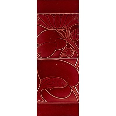 Lot 62 - CHARLES FRANCIS ANNESLEY VOYSEY (1857-1941) FOR PILKINGTON TILE & POTTERY CO.