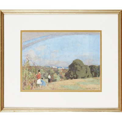 Lot 56 - GEORGE HENRY R.A., R.S.A., R.S.W. (SCOTTISH 1858-1943)