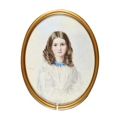 Lot 15-ISABEL NAFTEL (BRITISH 1832-1912)