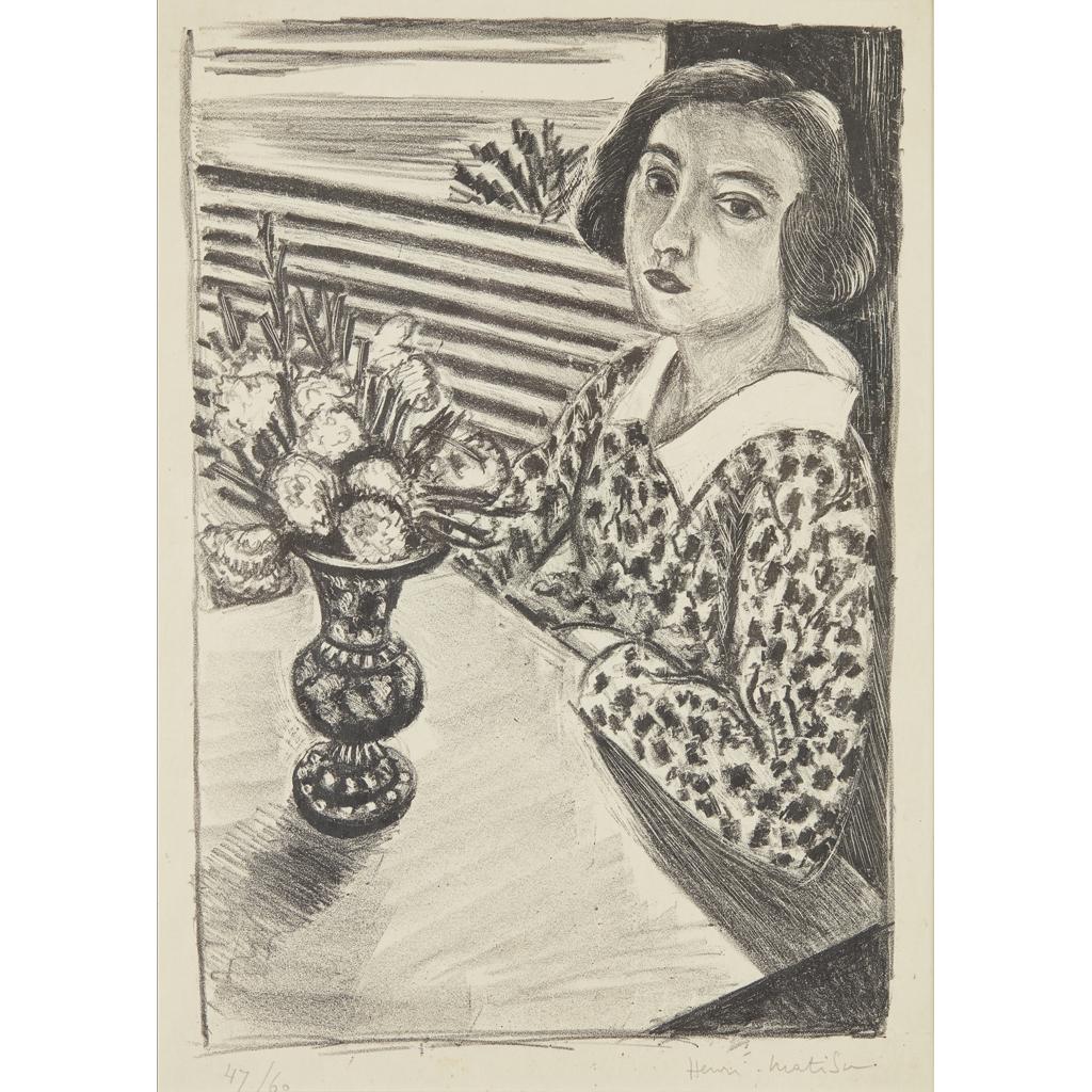 31 - HENRI MATISSE (FRENCH 1869-1954)