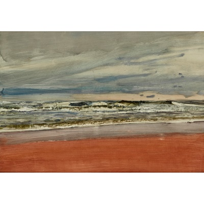 Lot 35-JAMES MORRISON R.S.A., R.S.W. (SCOTTISH B.1932)