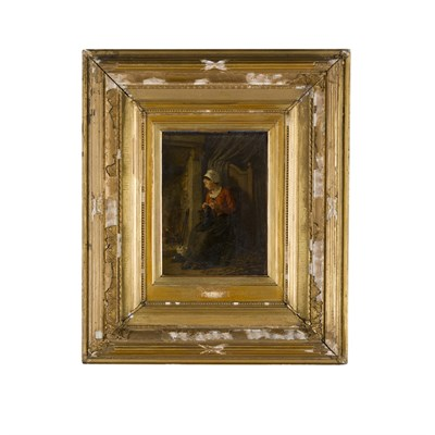 Lot 40-PIERRE JEAN EDMOND CASTAN (FRENCH 1817-1892)