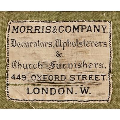 Lot 62 - JOHN HENRY DEARLE (1859-1932) FOR MORRIS & CO.