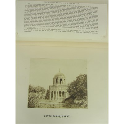 Lot 437-India - Mumbai - Johnson, William,  William Henderson, A.A. Jacob, and other photographers - Early Photography of India