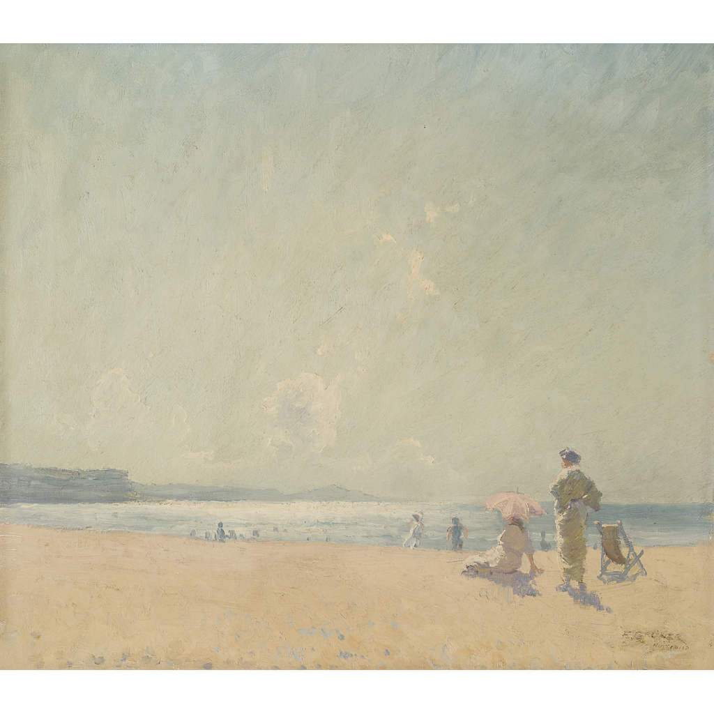 Lot 257-ELIOTH GRUNER (AUSTRALIAN 1882-1939)
