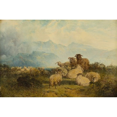 Lot 31-WILLIAM WATSON (SCOTTISH 19TH CENTURY)