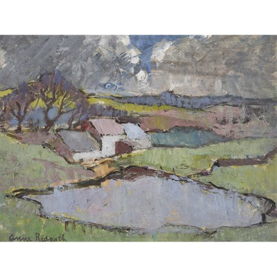 Lot 90 - ANNE REDPATH O.B.E., R.S.A., A.R.A., L.L.D., R.O.I., R.B.A. (SCOTTISH 1895-1965)