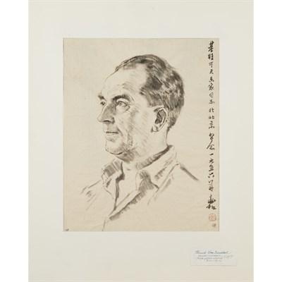 Lot 83 - JIANG ZHAOHE (1904-1986)
