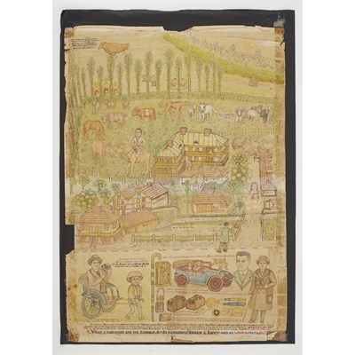 Lot 62 - UNKNOWN (20TH CENTURY)