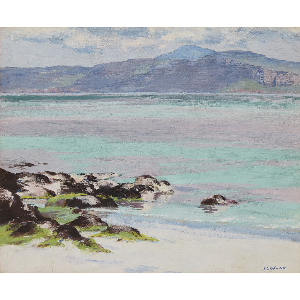 Lot 95 - FRANCIS CAMPBELL BOILEAU CADELL R.S.A., R.S.W. (SCOTTISH 1883-1937)