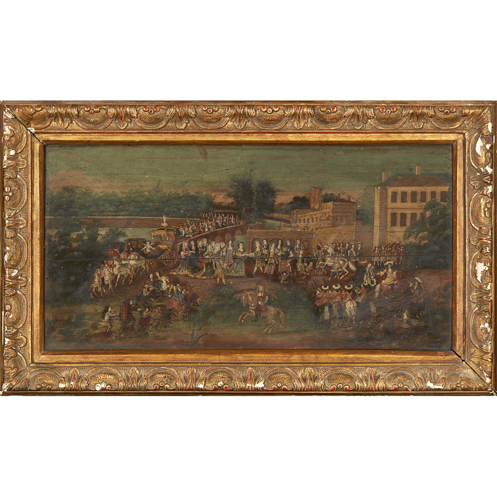 Lot 20-17TH CENTURY FRENCH SCHOOL