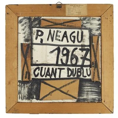 Lot 115 - PAUL NEAGU (ROMANIAN/BRITISH 1938-2004)