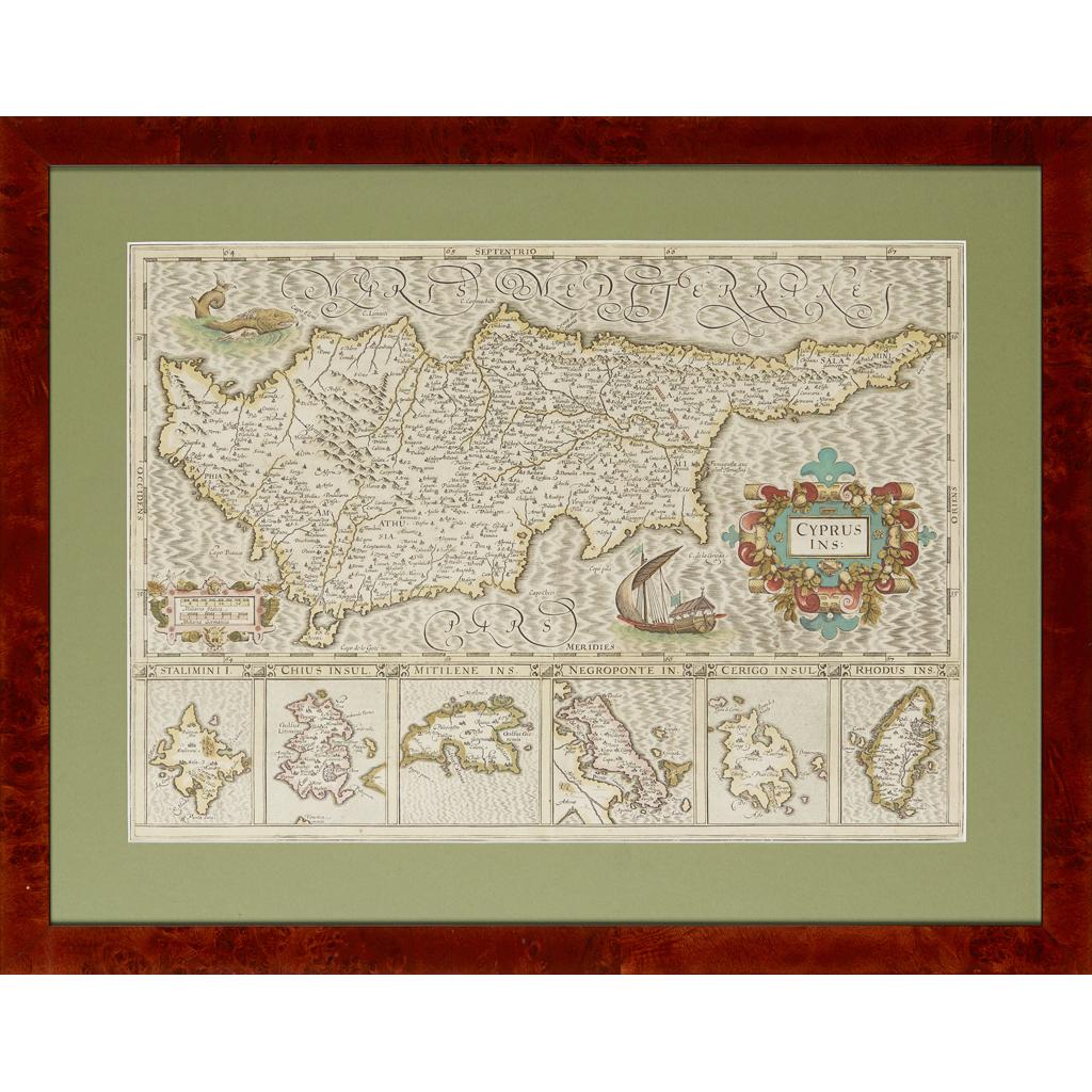 Lot 30-Mercator