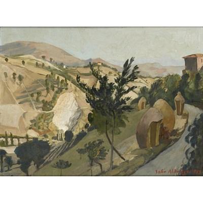 Lot 10 - JOHN ALDRIDGE R.A. (BRITISH 1905-1983)