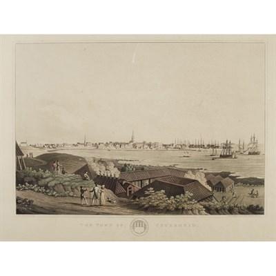 Lot 21-[Perth, Renfrew, Dunkeld, Peterhead] - Clark, John