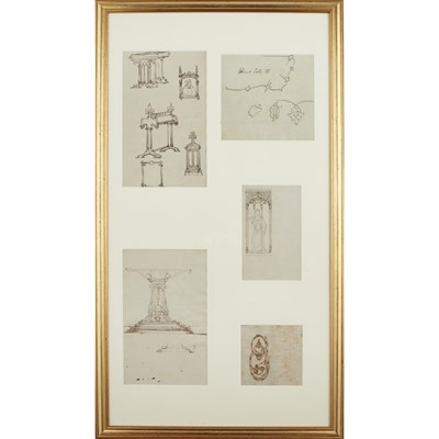 Lot 13 - ATTRIBUTED TO A. W. N. PUGIN