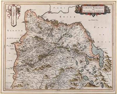 Lot 9 - PONT [Timothy] Caricta borealis: the North...